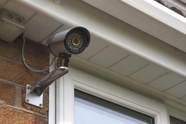 Home security pix