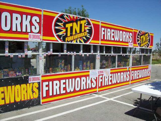 Fireworks-Booth