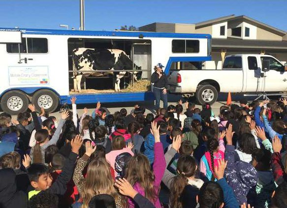 Mobile Dairy