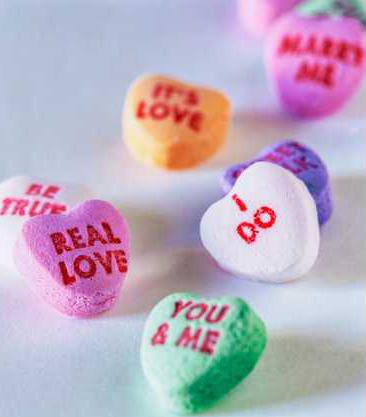 Candy Hearts 1