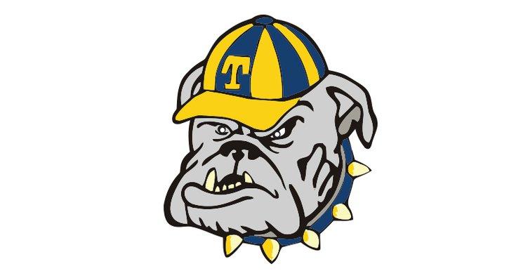 Turlock bulldog logo