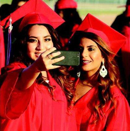 Celeste Tamayo and Sarah Gulzaman