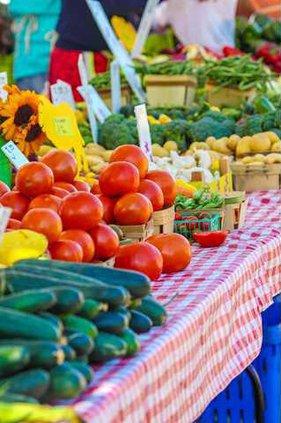 Farm market pix