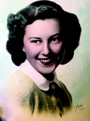 Natalie Hannah 1940s