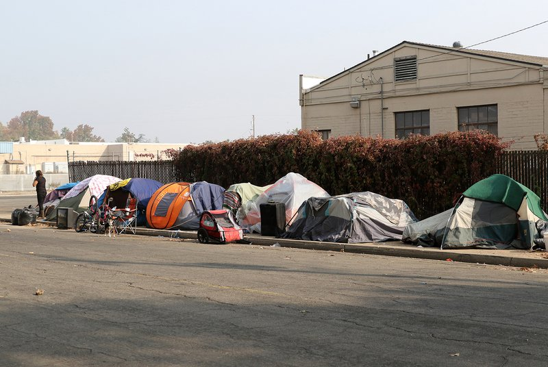 tent city broadway pic3