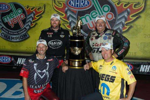 2013 NHRA Champions