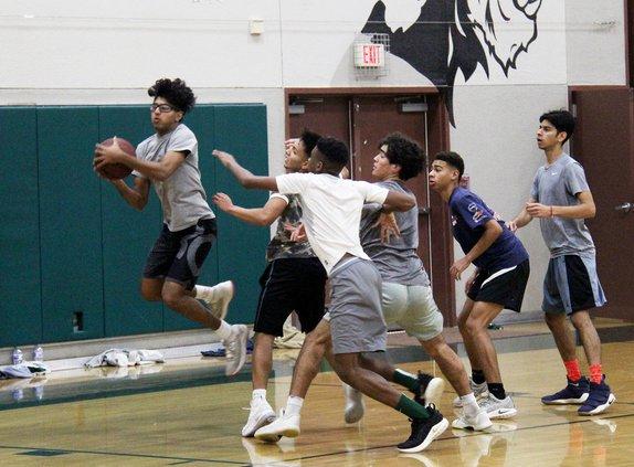 pitman boys basketball 1