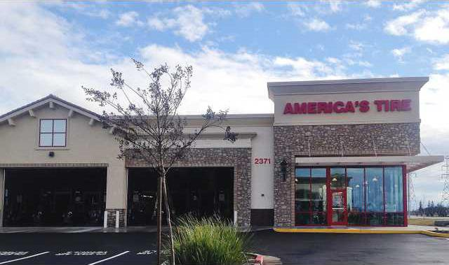 Americas Tire Opens Location In Crossroads Riverbank News
