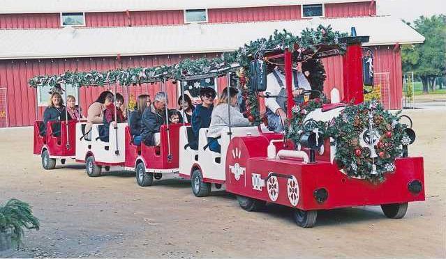 Photo 3 Train Ride