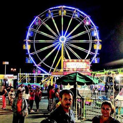 0128 Ferris Wheel
