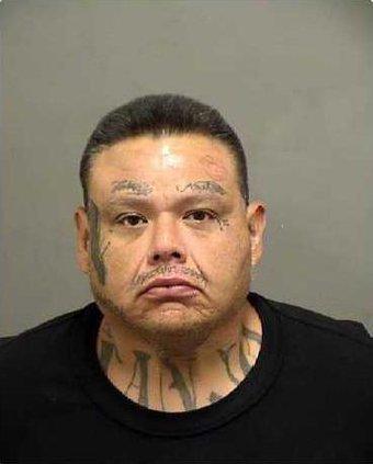 Carlos Cruz mugshot