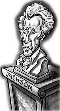 Jackson cutout