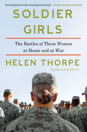 solider girls book cover
