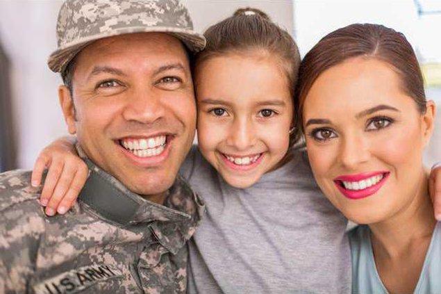 Military child pix