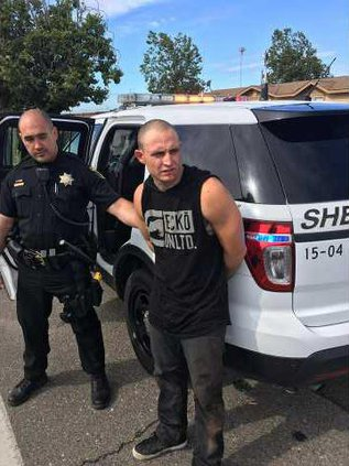 Kirk Robbins arrested