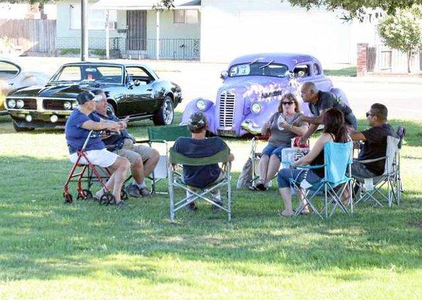 5034 Classic Car Folks-