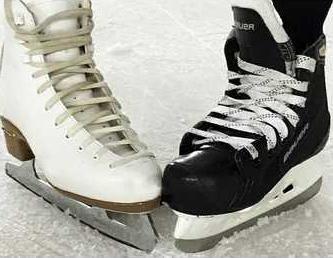 ice skates