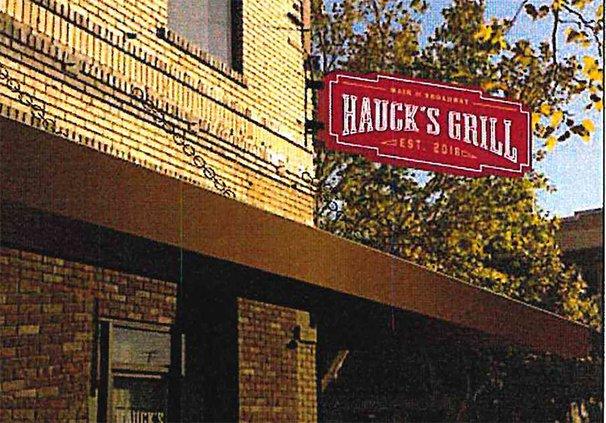 Hauck's sign