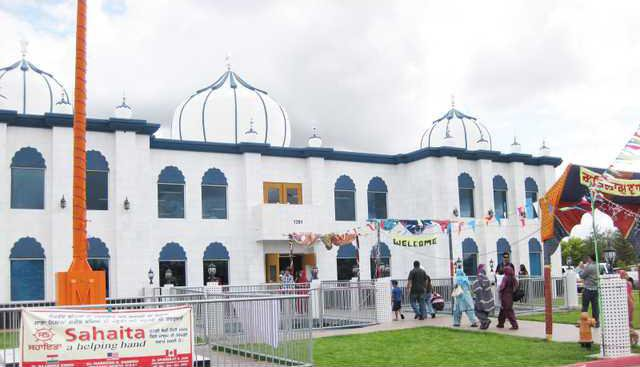 Sikh temple pic1