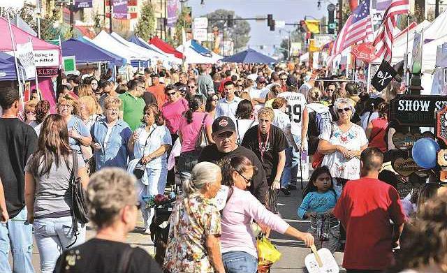 street fair 10-08-06