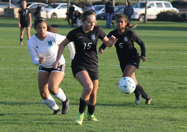 pitman girls soccer 1