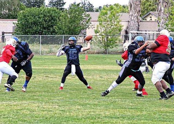 Raiders QB