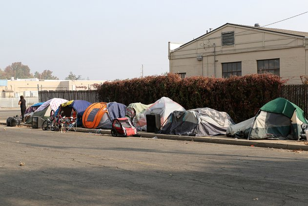 shelter crisis