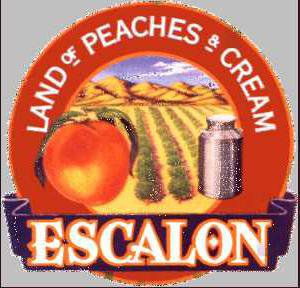 Escalon City Logo