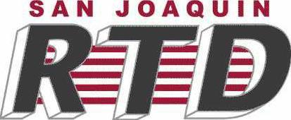 San Joaquin RTD logo