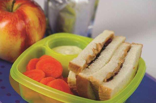 school lunch pix