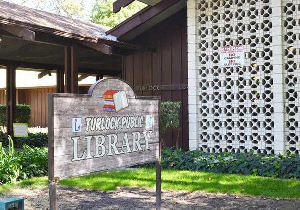 Turlock Library