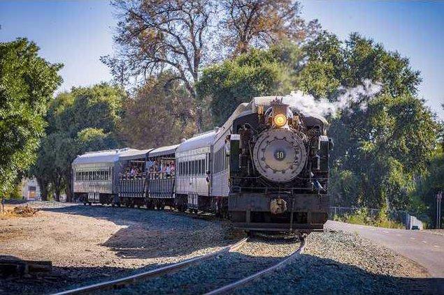 ride the rails pix