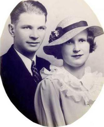 Ken and Carol Fraser