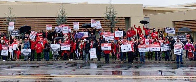 mjc faculty strike