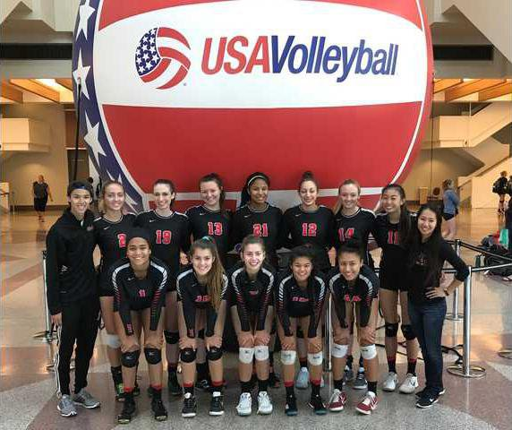 Murphy Travels To Nationals With Rage Volleyball Club Escalon Times