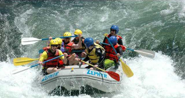 rafting teaser