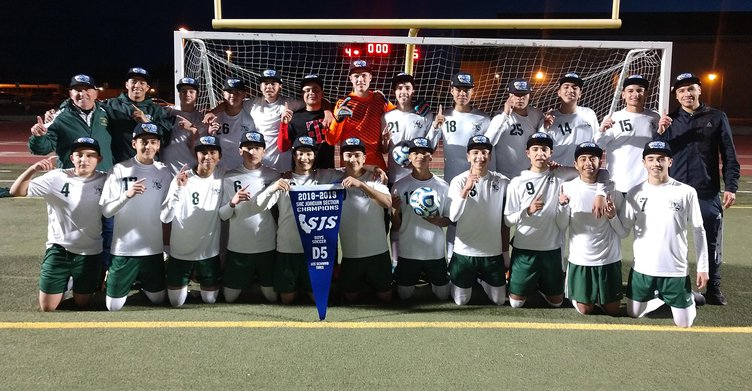 hilmar boys soccer section champs