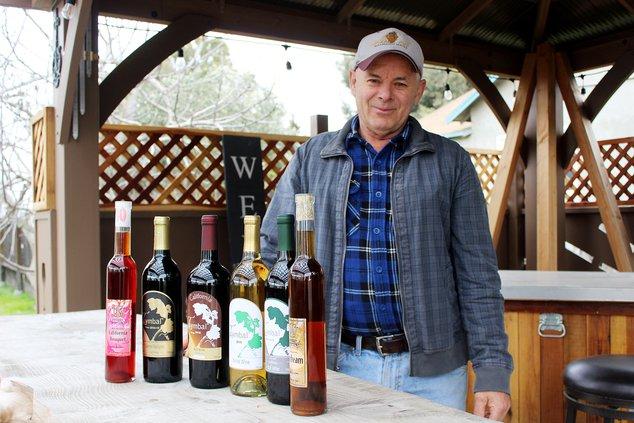 Tsymbal winery