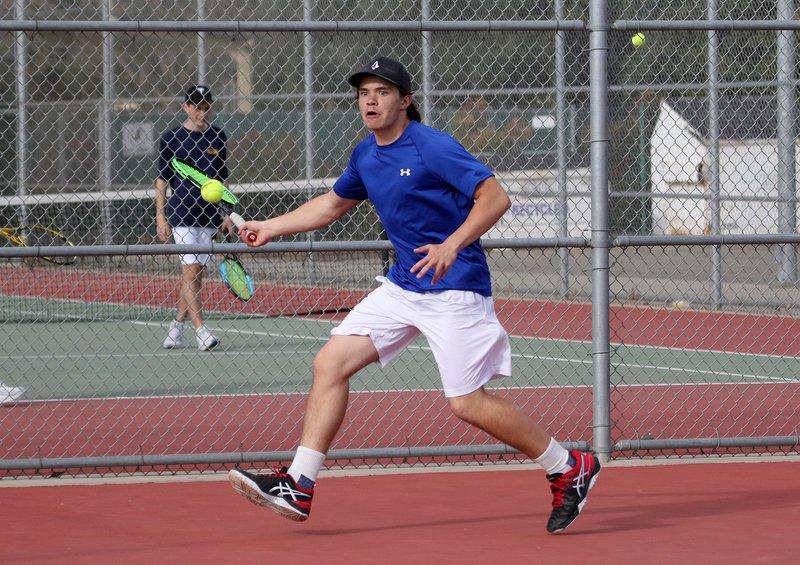 turlock boys tennis