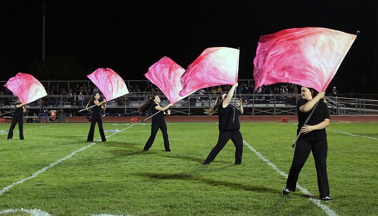 RHS Band flags pix.jpg