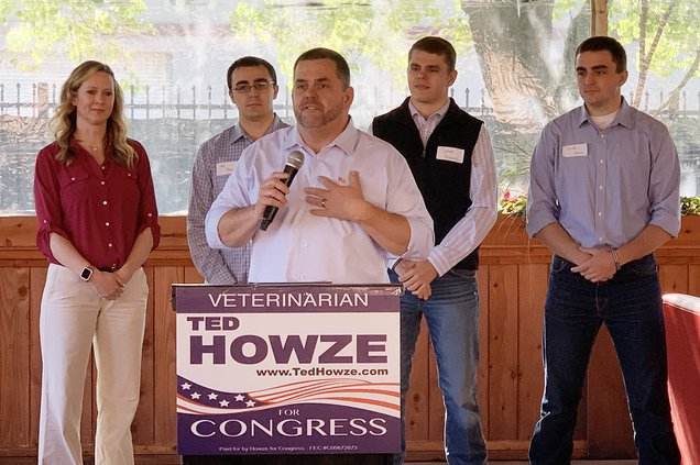 TEd Howze for Congress