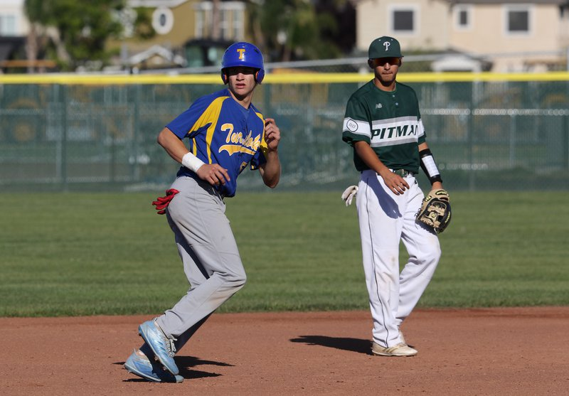 turlock v pitman baseball