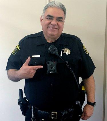 sheriff body cameras