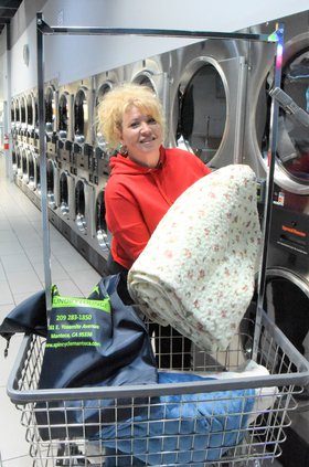 Spin Cycle assisting with homeless effort