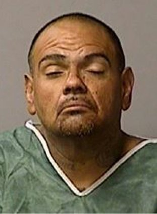 Auto theft suspect Sergio Rios