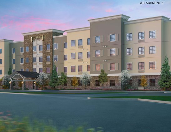 101-ROOM HOTEL PLANNED