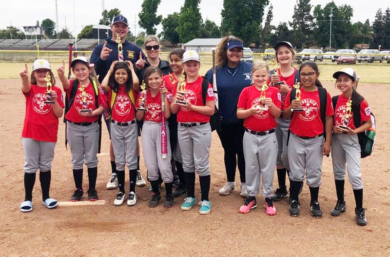 Turlock LL Softball 2
