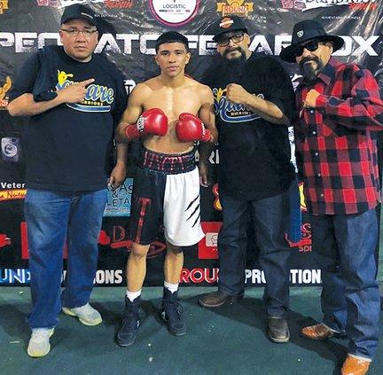 Bulletin boxing 2019