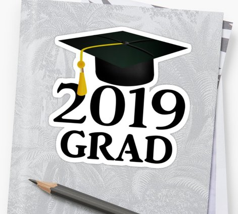 2019 Grad art