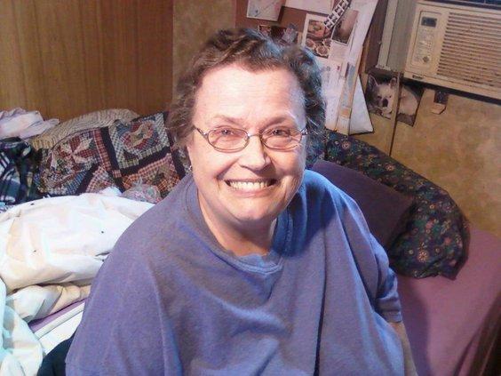 Doris Campbell obit